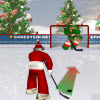 Santa's Hockey Shootout