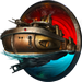 Control the legendary ship Victoria while destroying enemy submarines in sight.